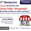 ¿Se puede vender en Redes Sociales? 41 desayuno @talentogo en Alicante