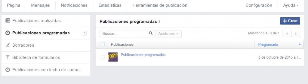 programar una publicacion en facebook 7