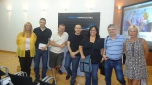Asistencia a uno de los cursos del Centro de Emprendedores de Alicante