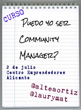¿Puedo yo ser Community Manager?