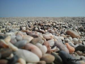 Playa de El Cabo de Gata. Foto de Laura Mateo.