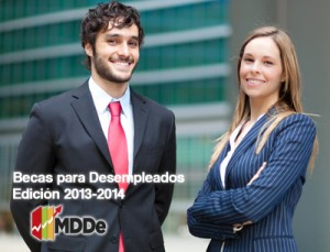 Beca máster en desarrollo de Directivos y emprendedores mdde #mdde