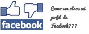 ver perfil facebook