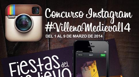 Concurso fotos Villenamedieval14 en instagram mercado medieval villena