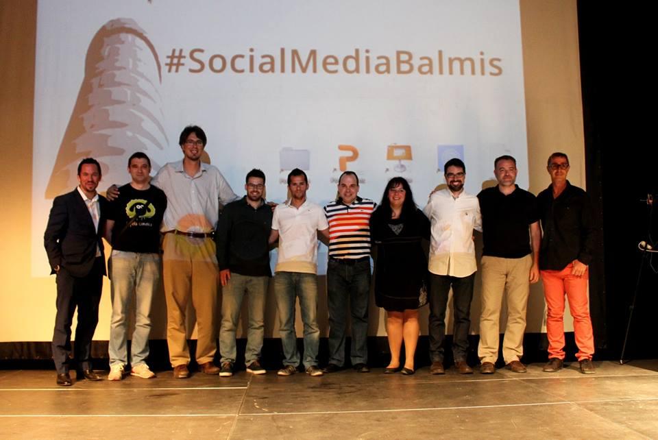Foto Emi Fernández de los Ponentes SocialMediaBalmis