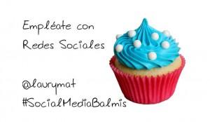 Empléate con redes sociales #socialmediabalmis