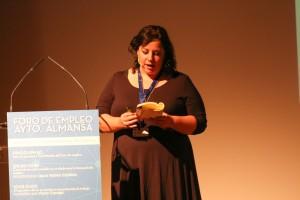 ForoEmpleo Almansa 2015 ponencia de Laura Mateo Catalán