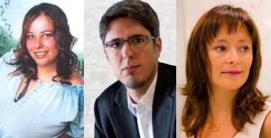 Jornada redes cultura instituto alicantino de cultura juan gil albert con Marisa Picó, Laura Mateo y Javier Gosende