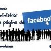 cómo administrar una página de facebook